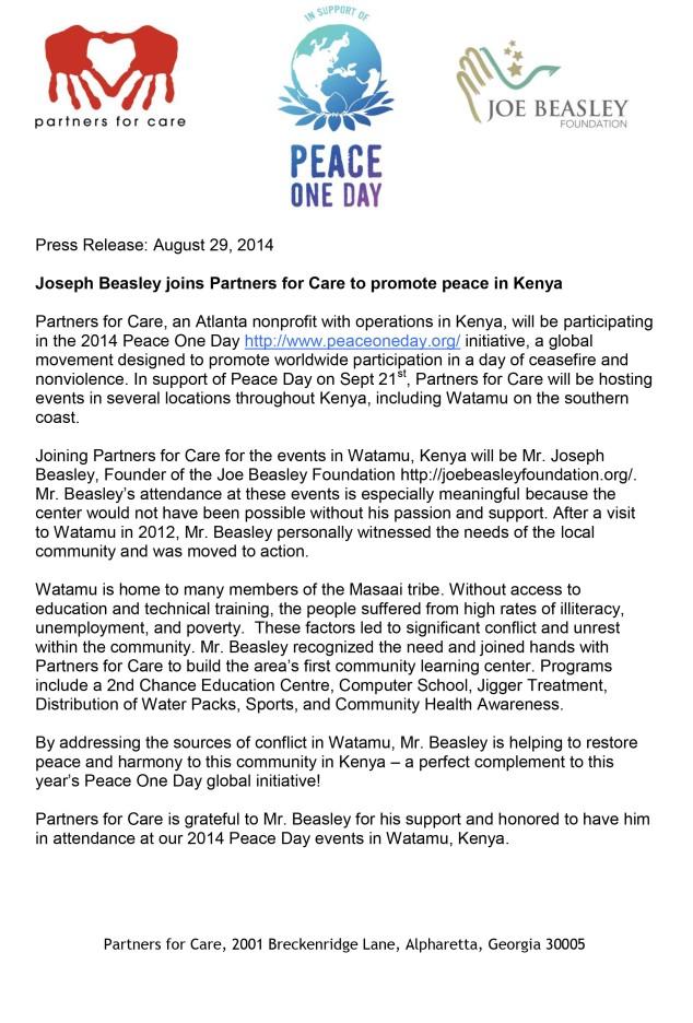 Joe_Beasley_POD_press_release